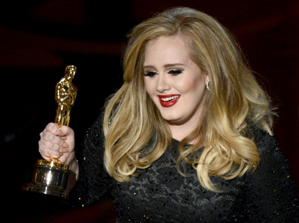 Adele - Singer「85th Annual Academy Awards - Show」:写真・画像(10)[壁紙.com]