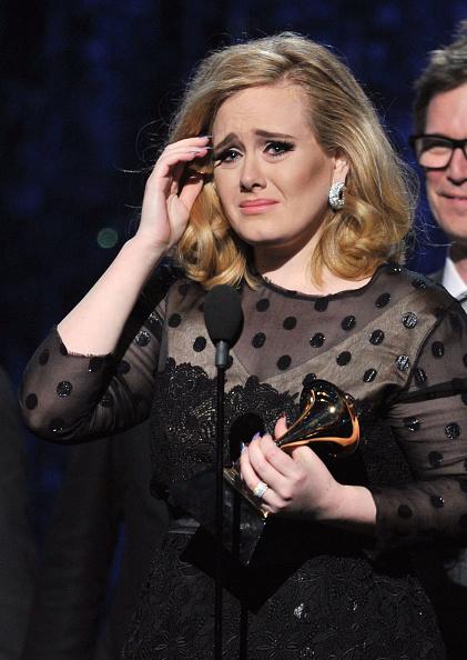 歌手 アデル「The 54th Annual GRAMMY Awards - Show」:写真・画像(10)[壁紙.com]