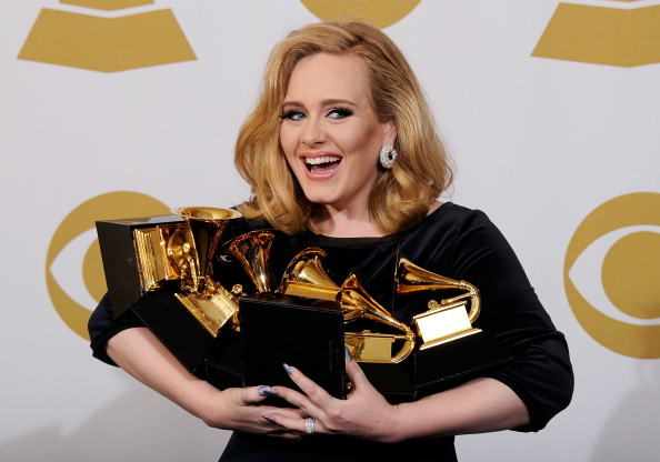 Grammy Award「The 54th Annual GRAMMY Awards - Press Room」:写真・画像(17)[壁紙.com]
