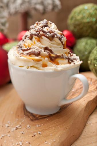 Coffee - Drink「Hot Festive Beverage」:スマホ壁紙(18)