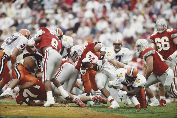 Running Back「1992 Hall of Fame Bowl」:写真・画像(16)[壁紙.com]