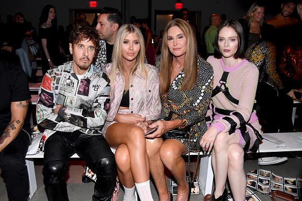 ニューヨークファッションウィーク「Jeremy Scott - Front Row - September 2018 - New York Fashion Week: The Shows」:写真・画像(17)[壁紙.com]
