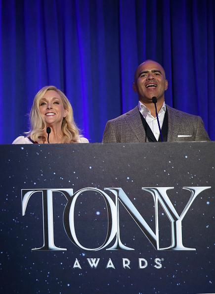 Chris Jackson「2017 Tony Awards Nominations Announcement」:写真・画像(19)[壁紙.com]