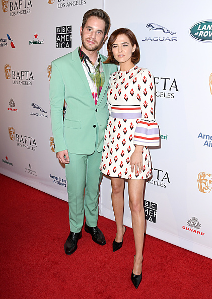 Bell Sleeve「The BAFTA Los Angeles Tea Party - Arrivals」:写真・画像(18)[壁紙.com]