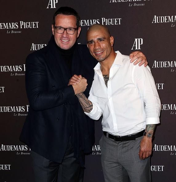 Miguel Cotto「Audemars Piguet Celebrates Grand Opening Of Rodeo Drive Boutique」:写真・画像(12)[壁紙.com]