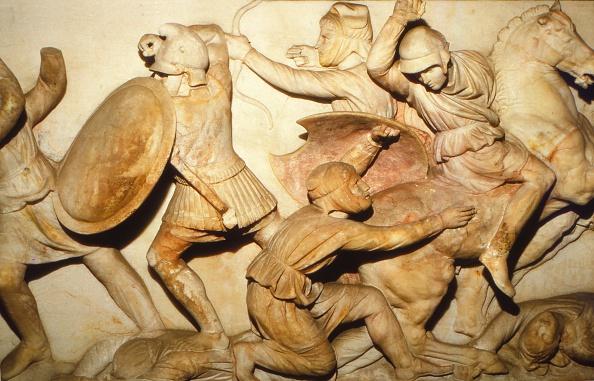 Classical Greek「Greeks Fight Persians」:写真・画像(9)[壁紙.com]