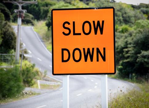 "Letter S「""Slow Down"" Sign」:スマホ壁紙(16)"