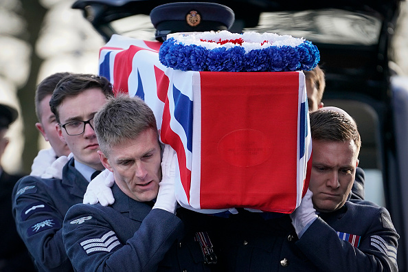 British Military「RAF Honour Services Couple Who Died Without Family」:写真・画像(18)[壁紙.com]
