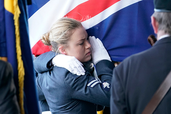 British Military「RAF Honour Services Couple Who Died Without Family」:写真・画像(16)[壁紙.com]