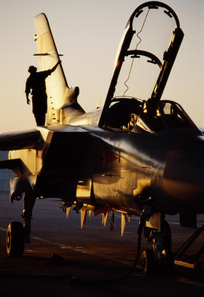 Dhahran「RAF's First Gulf Conflict Against Iraq」:写真・画像(12)[壁紙.com]