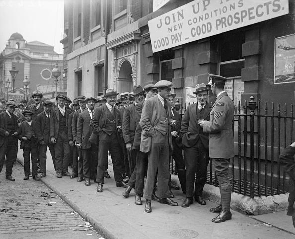 Waiting「RAF Recruits」:写真・画像(8)[壁紙.com]