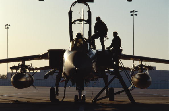 Tom Stoddart Archive「RAF's First Gulf Conflict Against Iraq」:写真・画像(5)[壁紙.com]