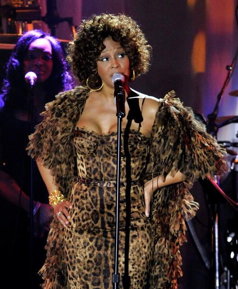 Pencil Dress「2009 GRAMMY Salute To Industry Icons: Clive Davis - Show」:写真・画像(19)[壁紙.com]