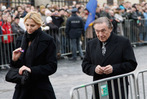 St Vitus's Cathedral「State Funeral Of Vaclav Havel」:写真・画像(17)[壁紙.com]