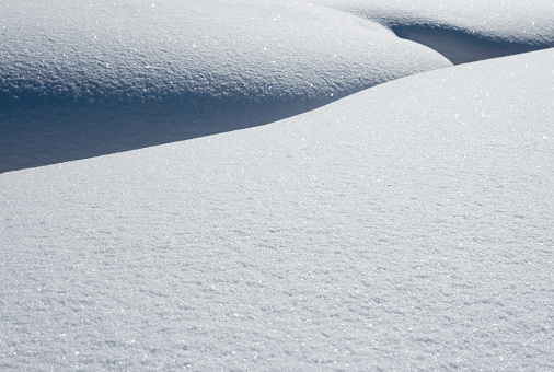 Textured Effect「Fresh Snow Patterns」:スマホ壁紙(13)