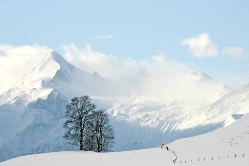 Steep「Fresh Snow on Mountains」:スマホ壁紙(14)