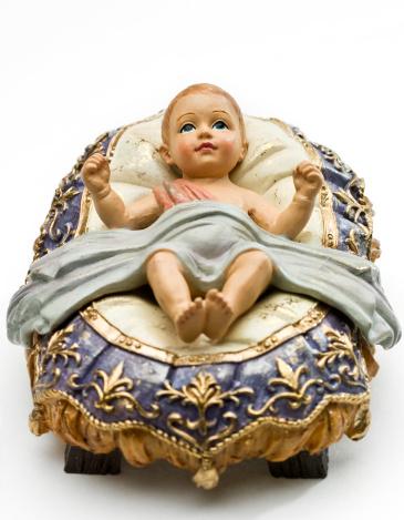 Praying「Baby Jesus」:スマホ壁紙(6)