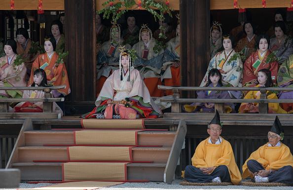 下鴨神社「Aoi Festival In Kyoto」:写真・画像(5)[壁紙.com]