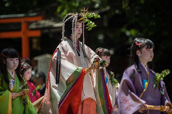 下鴨神社「Aoi Festival In Kyoto」:写真・画像(9)[壁紙.com]