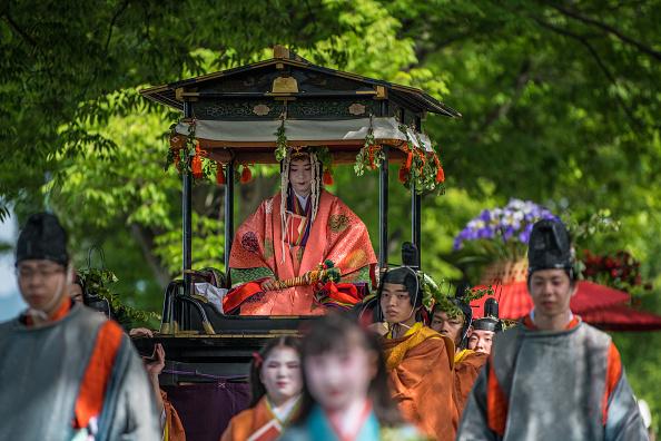 下鴨神社「Aoi Festival In Kyoto」:写真・画像(6)[壁紙.com]