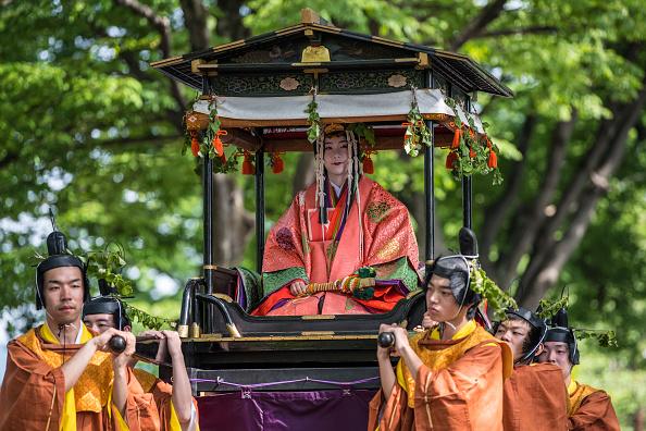 日本の神社「Aoi Festival In Kyoto」:写真・画像(4)[壁紙.com]