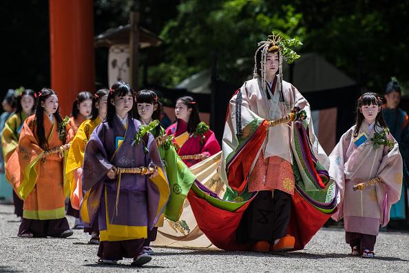 下鴨神社「Aoi Festival In Kyoto」:写真・画像(1)[壁紙.com]