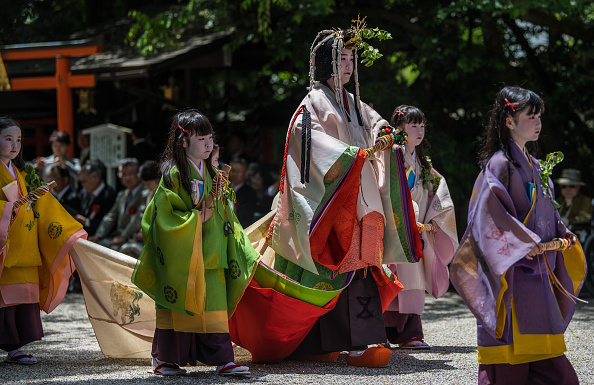 葵祭「Aoi Festival In Kyoto」:写真・画像(16)[壁紙.com]