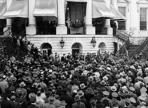 Franklin Roosevelt「Inauguration of Franklin D. Roosevelt」:写真・画像(7)[壁紙.com]