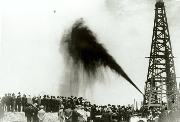Flowing「Spindletop Oil Well Centennial」:写真・画像(14)[壁紙.com]