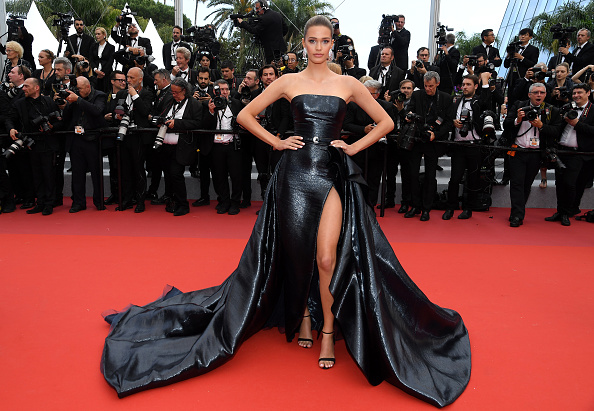 """72nd International Cannes Film Festival「""""Oh Mercy! (Roubaix, Une Lumiere)""""Red Carpet - The 72nd Annual Cannes Film Festival」:写真・画像(1)[壁紙.com]"""