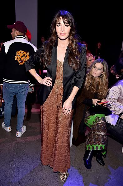 ニューヨークファッションウィーク「Afffair - Front Row - February 2019 - New York Fashion Week: The Shows」:写真・画像(6)[壁紙.com]