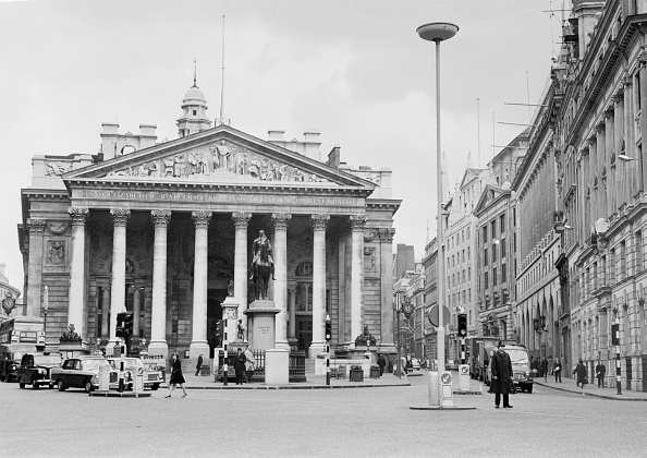 Architectural Feature「Royal Exchange, London」:写真・画像(0)[壁紙.com]