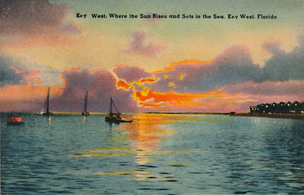 Physical Geography「Key West Where The Sun Rises And Sets In The Sea」:写真・画像(14)[壁紙.com]