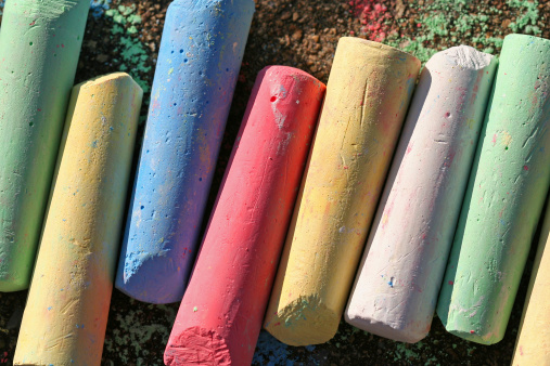 Chalk - Art Equipment「Summer Chalk 04」:スマホ壁紙(8)