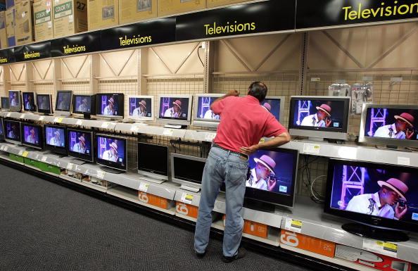 Digital Display「Flat Screen TVs To Outsell Conventional Models By 2007」:写真・画像(13)[壁紙.com]