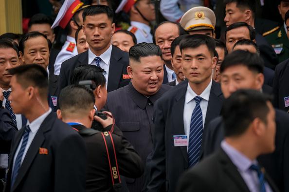 Linh Pham「North Korean Leader Kim Jong-un Arrives In Vietnam Ahead Of The U.S.-DPRK Summit」:写真・画像(12)[壁紙.com]