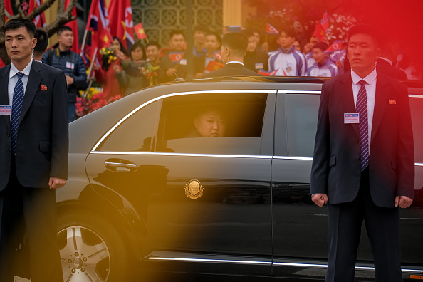 Linh Pham「North Korean Leader Kim Jong-un Arrives In Vietnam Ahead Of The U.S.-DPRK Summit」:写真・画像(10)[壁紙.com]