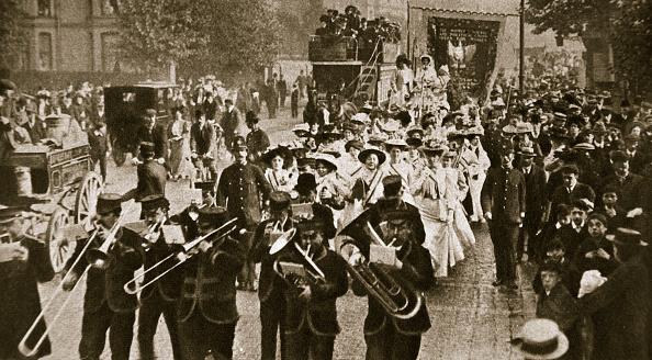 Celebration「Suffragette 'Martyrs' Released From Prison 1908」:写真・画像(10)[壁紙.com]