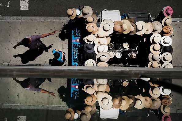 Tourism「Tourists And Locals Alike Enjoy Summer On New York's High Line」:写真・画像(14)[壁紙.com]