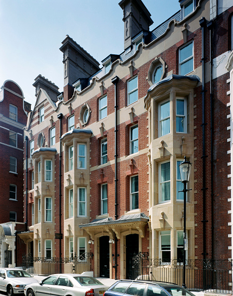 Heart「Modern construction in a traditional style, in the heart of Westminster Borough.」:写真・画像(9)[壁紙.com]