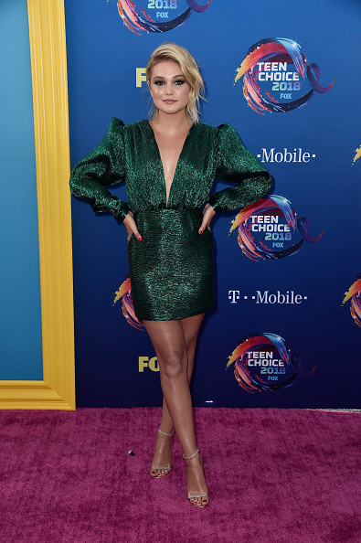 Fox Photos「FOX's Teen Choice Awards 2018 - Arrivals」:写真・画像(7)[壁紙.com]