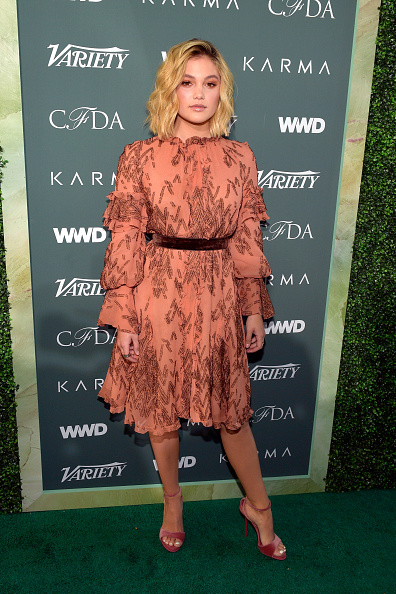USA「Council Of Fashion Designers Of America, Variety And WWD Host Runway To Red Carpet - Arrivals」:写真・画像(7)[壁紙.com]