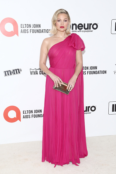 Pink Dress「IMDb LIVE Presented By M&M'S At The Elton John AIDS Foundation Academy Awards Viewing Party」:写真・画像(9)[壁紙.com]