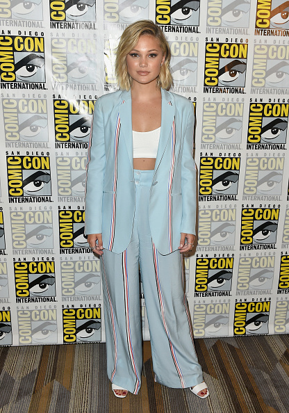 "Olivia Holt「Comic-Con International 2018 -  ""Marvel's Cloak & Dagger"" Press Line」:写真・画像(5)[壁紙.com]"