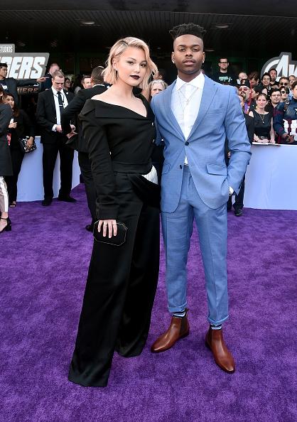 "Olivia Holt「Los Angeles World Premiere Of Marvel Studios' ""Avengers: Endgame""」:写真・画像(2)[壁紙.com]"