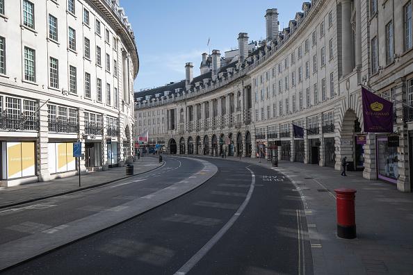 Blank「Landmarks Are Eerily Quiet As People Heed Warnings Not To Congregate Due To Coronavirus」:写真・画像(7)[壁紙.com]