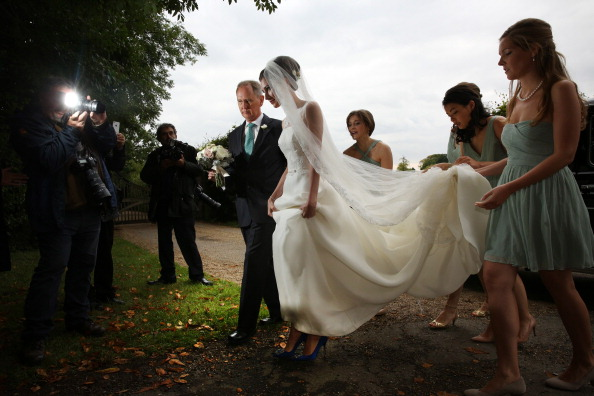 Cheshire - England「Tony Blair's Eldest Son Marries His Long Term Girlfirend At Family Home」:写真・画像(14)[壁紙.com]