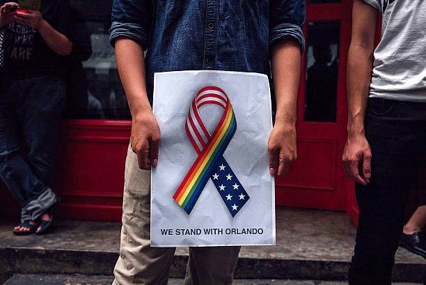 Vigils In Hong Kong After The Orlando Shooting:ニュース(壁紙.com)