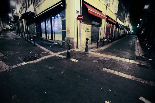 City Life「backstreets corners」:スマホ壁紙(15)
