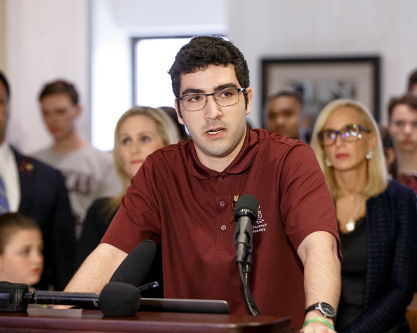 Tallahassee「Parkland Students, Activists, Rally At Florida State Capitol For Gun Control」:写真・画像(5)[壁紙.com]